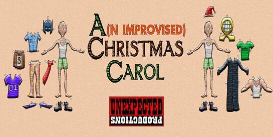 A(n Improvised) Christmas Carol 2020