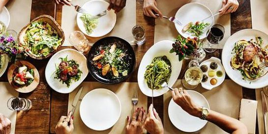 Festive entertaining with Love Food Hate Waste
