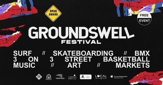Drug Aware Groundswell Festival 2020