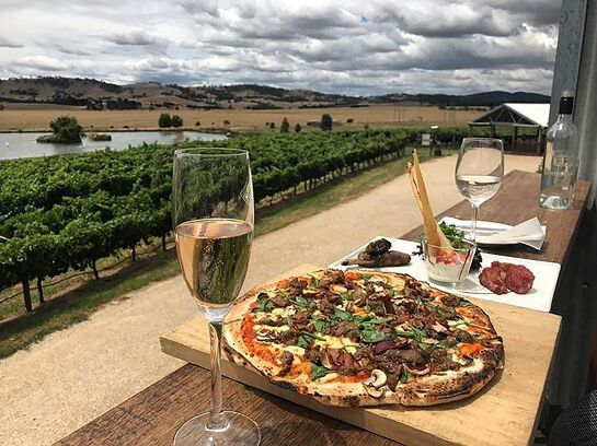 Weekend Pizzas at Cleveland Winery