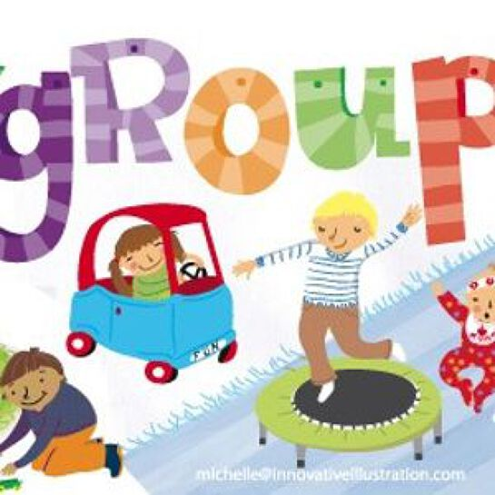 Thursday Babies & Toddlers group