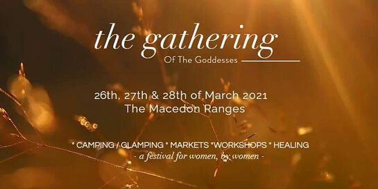 The Gathering of the Goddesses Festival