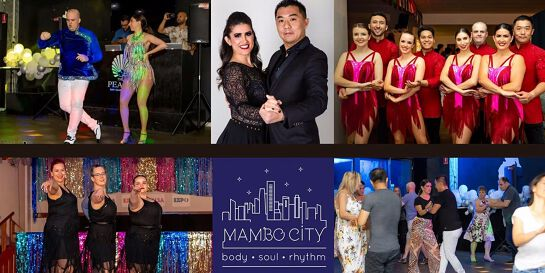 Salsa Classes with Mambo City Adelaide