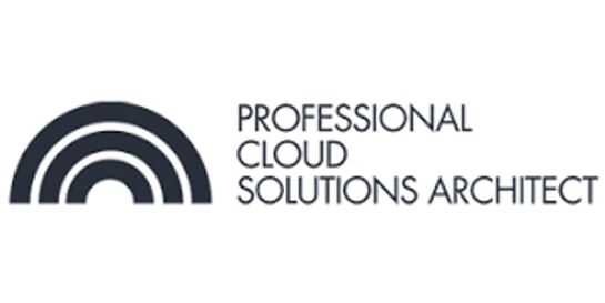 CCC-Professional Cloud Solutions Architect(PCSA) 3 Days Virtual Live Training in Hobart