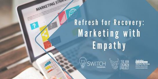 BRP: Refresh for Recovery: Marketing with Empathy