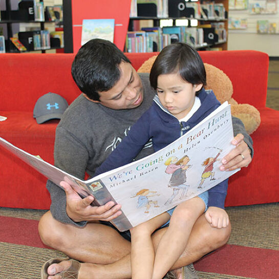 StoryTime - Gladstone Library (Saturdays)
