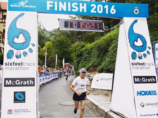 Six Foot Track Marathon
