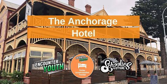 The Anchorage Hotel - Schoolies Festival™ 2020