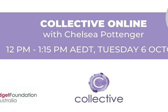 Collective Online with Chelsea Pottenger
