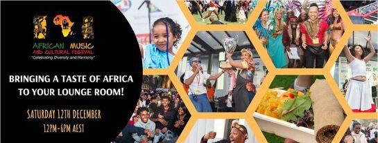 Virtual African Music & Cultural Festival