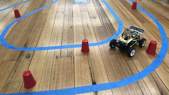 Meetup - Monthly self-driving DIYRoboCar / DonkeyCar technical meet-up