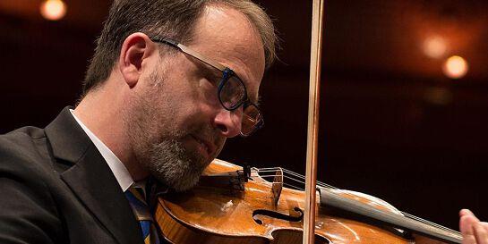 Eric Wyrick Violin Clinic