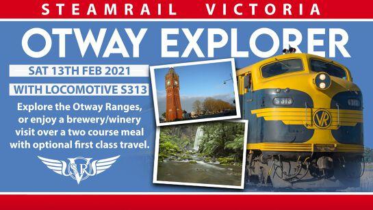 Otway Explorer - Saturday 13th February 2021