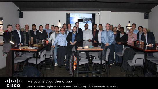 Cisco User Group Meetup