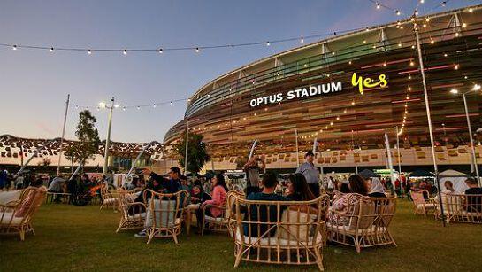 Christmas Festival in Stadium Park