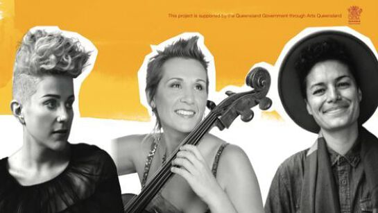 Sunshine Sounds ft. Katie Noonan, Louise King and Andrea Kirwin