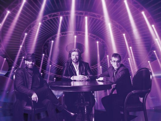 The Australian Bee Gees Show - 25th Anniversary Tour - Dandenong