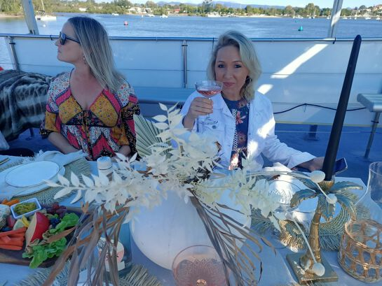 Melbourne Cup Cruise