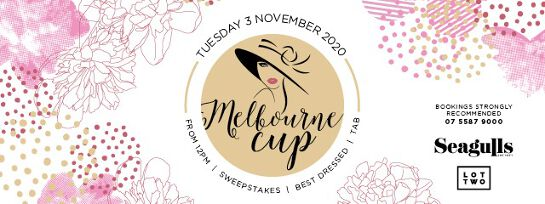 Melbourne Cup at Seagulls