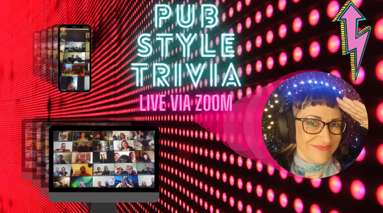 Janet's Local Taphouse Trivia: online