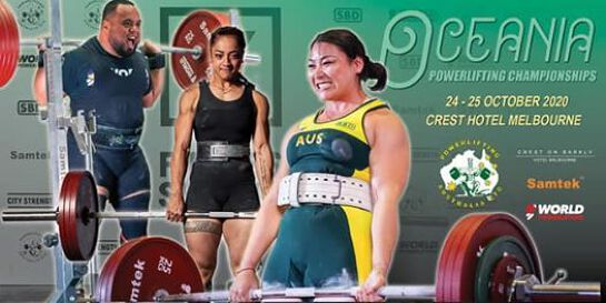 2020 Oceania Championships