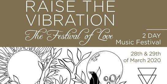 Raise the Vibration - The Festival of Love 2021