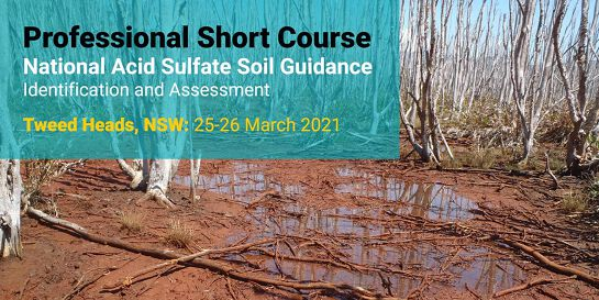Professional Short Course: National Acid Sulfate Soils Guidance