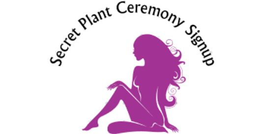 Secret Sydney Plant Ceremony Signup