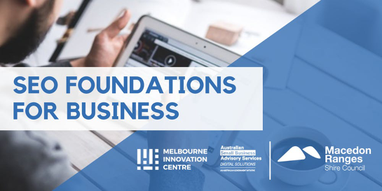 SEO Foundations for Small Business - Macedon Ranges