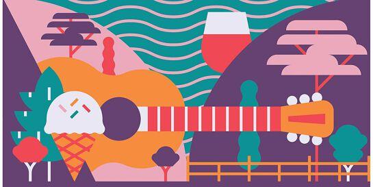 Crush Wine Festival Adelaide Hills -  Wolfblass Hahndorf