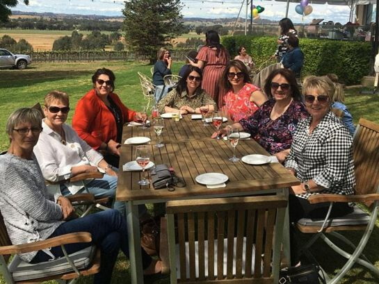 Lilier Lodge and Can Assist Fundraising High Tea