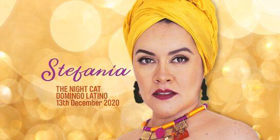 Domingo Latino Presents Stefania