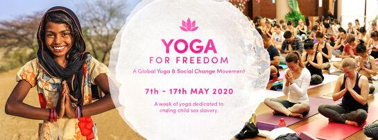 Yogathon for Freedom: Melbourne