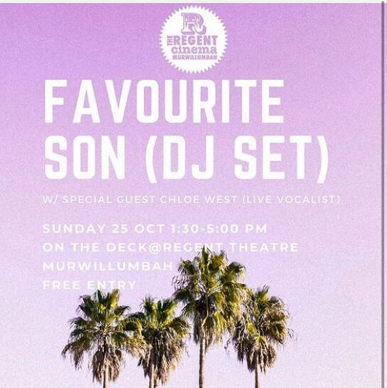 Sunday Sessions - DJ on the Balcony