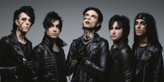 Black Veil Brides - All Ages (Afternoon Show)