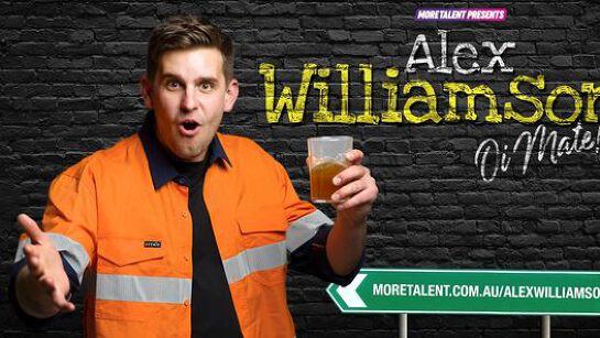 Alex Williamson - Oi Mate!