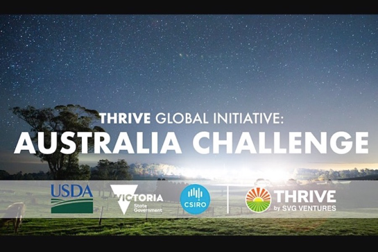 THRIVE Australia Challenge Pitch