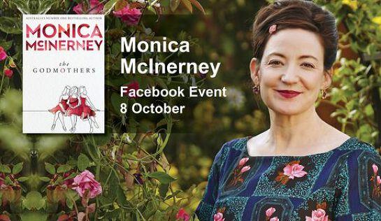 Monica McInerney Online Author Event