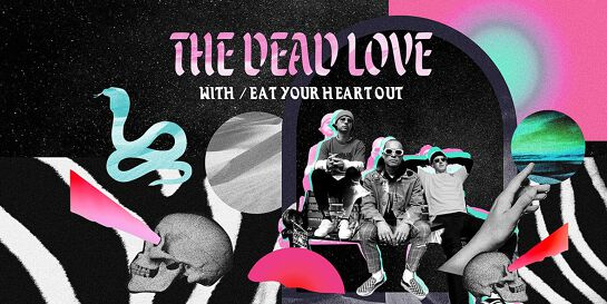 BEST SERVED LOUD #1 | THE DEAD LOVE w/ Eat Your Heart Out