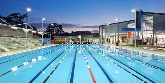 From 18th Jan Murwillumbah January Outside pools and slide bookings NO LAPS