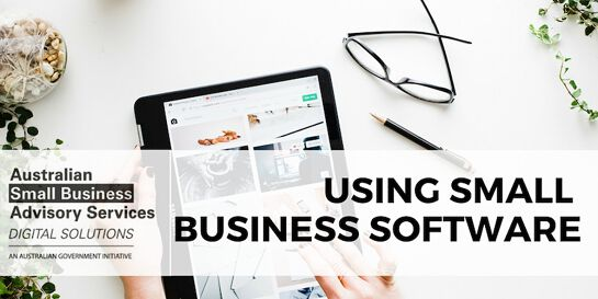 TEST - Getting the Right Software for Your Business online
