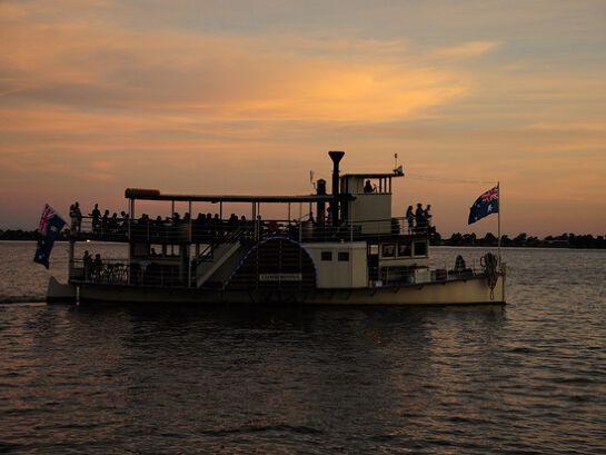Captain's Sunset Dinner & Live Music Cruises
