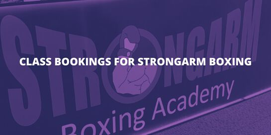 StrongArm Boxing Classes