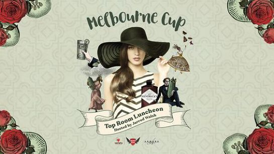 Melbourne Cup Top Room Luncheon // Arkaba Hotel