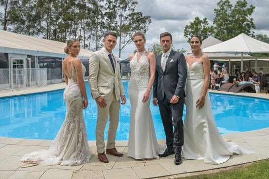 Hunter Events Wedding and Wine Festival