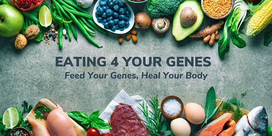 Eating 4 Your Genes Masterclass