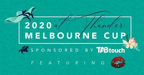 2020 Melbourne Cup at Thunder