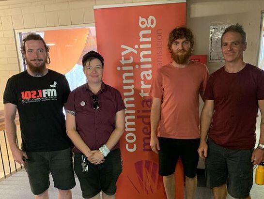 8CCC 101- Volunteer Induction - Alice Springs