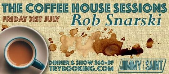 The Coffee House Sessions with Rob Snarski