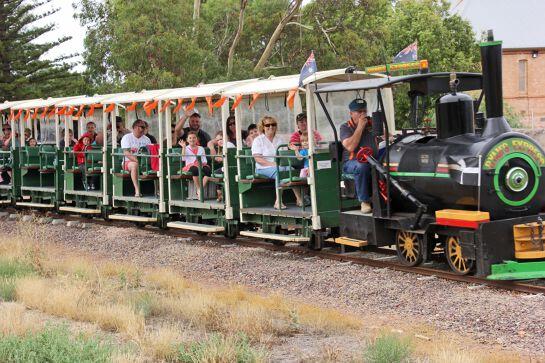 Moonta Tourist Railway